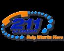 211 LA County logo