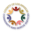 Community and Senior Services logo